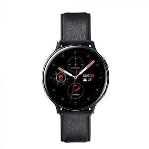 Relogio Samsung Galaxy Watch ACTIVE2 Steel SM-R820NS - Preto