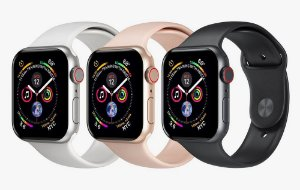 Relógio Apple Watch Series 4 40MM 4G (Várias Cores)