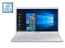 Notebook Samsung NP900X5JK01US i7-7500U/ 8GB/ 256SSD/ 15P/ W10