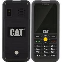 Celular Caterpillar B30 DS 256MB/1GB 2.0 Camera 2MP - Preto