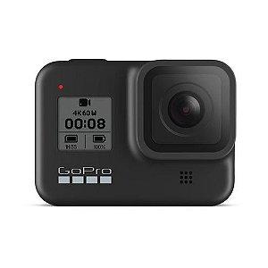 Câmera de ação GoPro Hero 8 Black
