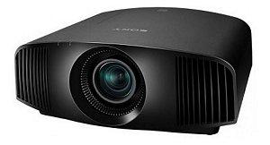 Projetor de Home Theater Sony SXRD 4K 1500LM HDR e 4K Motionflow