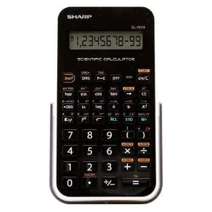 Calculadora Cientifica Sharp EL-501X