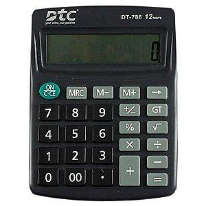 Calculadora DTC DT-786