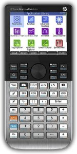 Calculadora Grafica HP V2 Touch