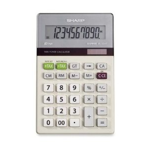Calculadora Sharp EL-377TB