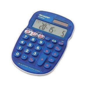 Calculadora Sharp EL-S10B