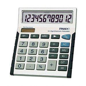 Calculadora Truly 2008A-12