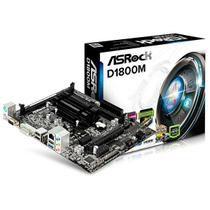 Placa Mãe Asrock D1800M Intel
