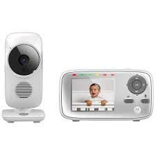 "Babá Eletrônica Motorola MBP483 Camera com Tela 2.8"""