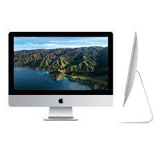 """Apple Imac de 27"""" MXWT2LL/ A A2115 Intel Core i5/ 8GB Ram/ 256GB SSD/ 5K (2020) - Prata"""