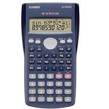 Calculadora Cientifica Casio FX350MS - Portugues