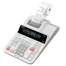 Calculadora Impressora Casio DR-240R Bivolt