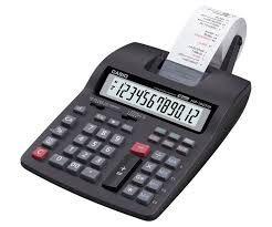 Calculadora Impressora Casio - HR150TM