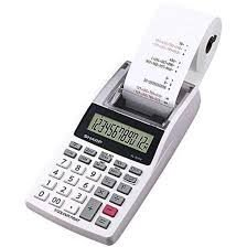 Calculadora Impressora Sharp EL-1611V