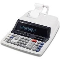 Calculadora Com Bobina Sharp QS-2760H - 110 V