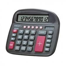 Calculadora Truly 818 - 12 Digitos