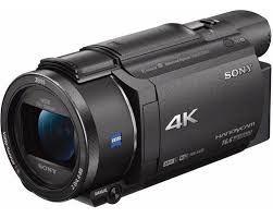 FILMADORA SONY PRO FDR-AX53 4K BK