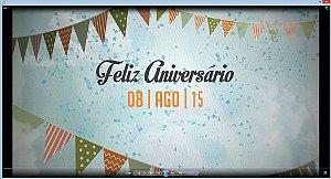 VÍDEO ANIVERSÁRIO CRIANÇAS - 001