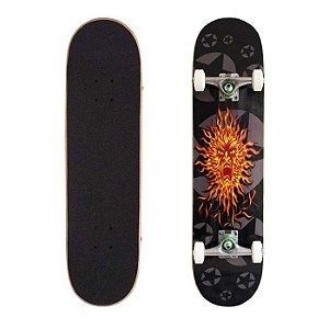 Skate Completo Tracker Semi Pro Sun 8.0