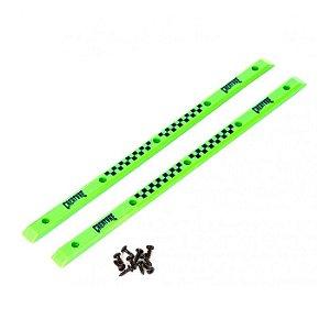 Grabber Creature Slide Rails Verde