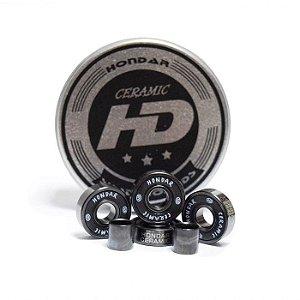 Rolamento Hondar Ceramic com Espaçadores