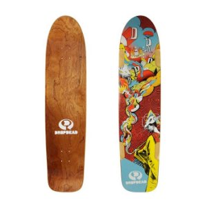 "Shape Longboard Drop Dead Double Kick 9.0"" x 38"""