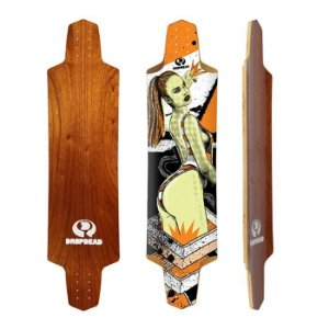 Shape Drop Dead Longboard Simetrico Speed Top 38.5