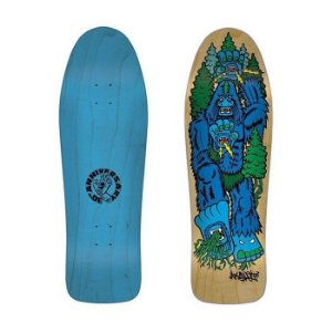 "Shape Maple Santa Cruz Old School Bigfoot Hand 10"" x 31"""