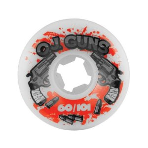 Roda Santa Cruz OJ Guns 2 60mm 101A