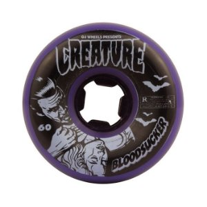 Roda Oj Creature Bloodsuckers Fives 60mm 99a Roxa