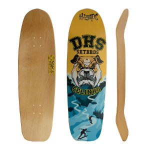"Shape Insanos Model Celinho Old School 9.5"" x 33"""
