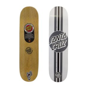Shape Santa Cruz Linebacker White 8.2