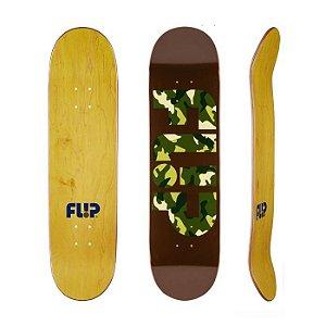 Shape Maple Flip Odyssey Camo Verde 8.0