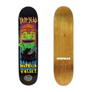 Shape Drop Dead Pro Monsters Marcelo Kosake 8.2