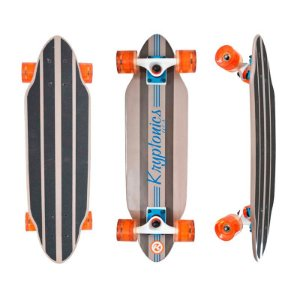 "Cruiser Kryptonics Groove 7.25"" x 26"""