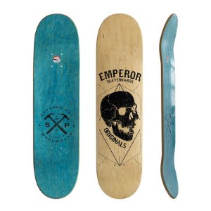 Shape Emperor Maple Black Skull 8.0