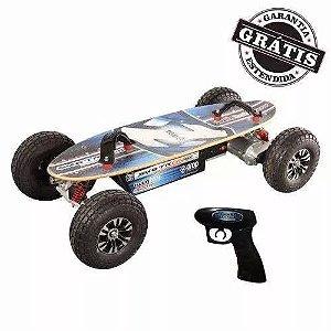 Skate Elétrico Dropboards Sk8tronik Twiin Tech 1600w