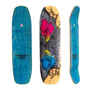 Shape Anti Hero Old School Maple Alpha Beta Barney 8.25