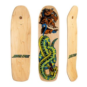 Shape Maple Santa Cruz Old School Kendall Snake 8.75