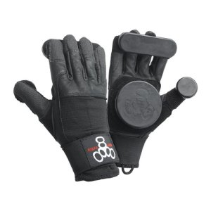 Luva Triple 8 Sliders Longboard Gloves