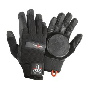 Luva Triple 8 Downhill Longboard Gloves