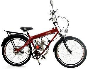 Bicicleta Motorizada Summer City Motor Moskito 80cc