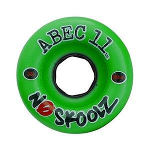 Roda Abec 11 No Skoolz 60mm 92A Verde