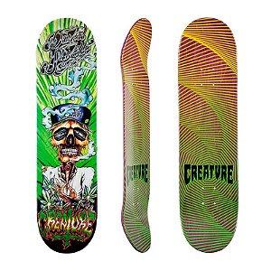 Shape Creature Gravette Hippie Skull III 8.26