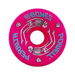 Roda Powell Peralta G-Bones 64mm 97A Pink