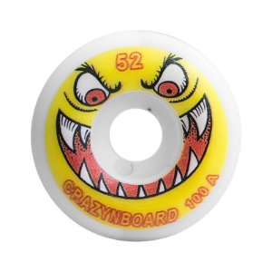 Roda Crazynboard PPS Evil Smile 52mm 100A