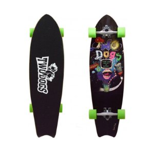 "Cruiser TwoDogs Speed Rider D3 10"" x 36"""