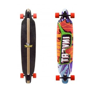 Longboard Completo Two Dogs Invert D3 40""