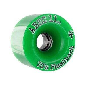 Roda Abec 11 Flashbacks 70mm 84A Verde